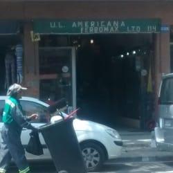 Ferromax en Santiago