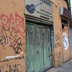 Guitarras Santiago en Santiago