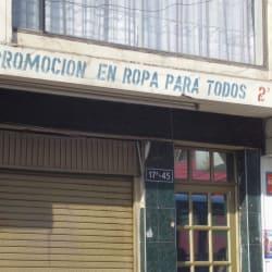 Almacen de Ropa Calle 53 en Bogotá