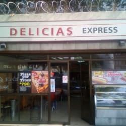 Delicias express en Santiago