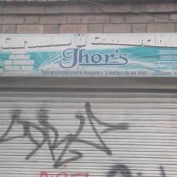 Cereales y Comestibles Jhor's en Bogotá
