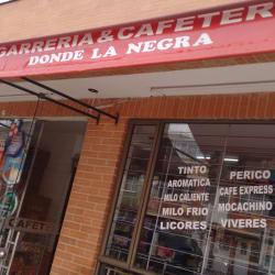 Cigarreria & Cafeteria Donde la Negra  en Bogotá