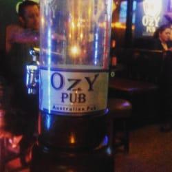 Ozzy Pub en Bogotá