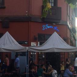 D fenix Bar  en Santiago