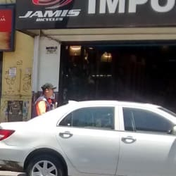 Jamis Bicycles en Santiago