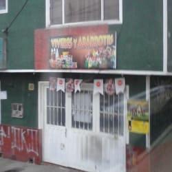 Viveres y Abarrotes  en Bogotá