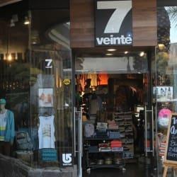 7veinte - Mall Sport en Santiago