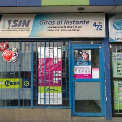 SIN Giros 20 de Julio en Bogotá