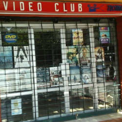 Video Club Nomos en Santiago