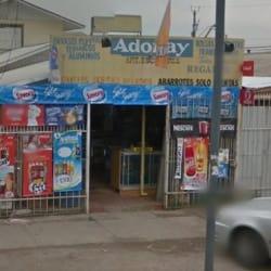 Almacén Adonay en Santiago