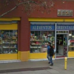 Alimentos Orientales, tienda  en Santiago