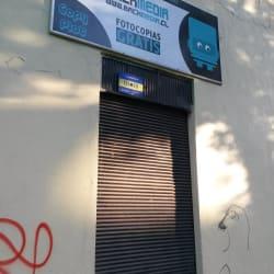 Backmedia - Portugal en Santiago