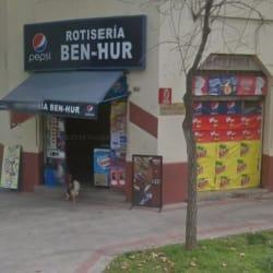 Almacen Ben Hur en Santiago