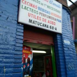 Chimbotano Minimarket en Santiago