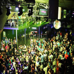Discoteque Punta Brown en Santiago