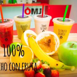Oh my juice! Pecado diario en Bogotá