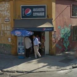Almacén Coyhaique en Santiago
