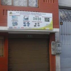 A y T Accesorios Industriales S.A.S. en Bogotá