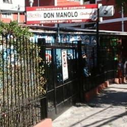Distribuidora de Confites Don Manolo en Santiago