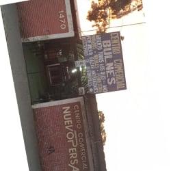 Centro Comercial Bulnes en Santiago