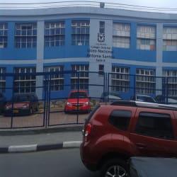 IED Liceo Nacional Antonia Santos Sede B en Bogotá