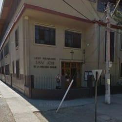 Liceo Polivalente San José de la Preciosa Sangre en Santiago