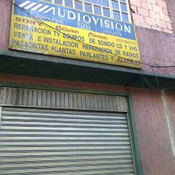 Audiovisión en Bogotá