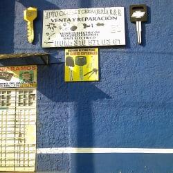 Auto Chapas y Cerrajería R & R en Bogotá