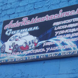 Auto Restauraciones  en Bogotá