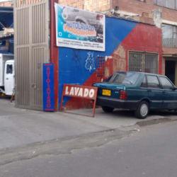 Autolavado Pradowash en Bogotá