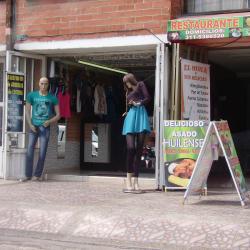 Almacen de Ropa y Arreglo de Costuras en Bogotá
