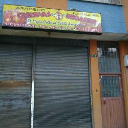 Asadero Chispas y Broaster en Bogotá
