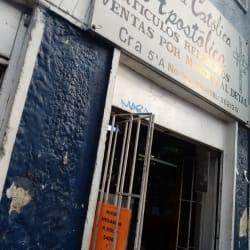 Librería Católica y Apostólica en Bogotá