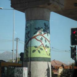 Arte en Mosaico en Santiago