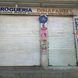 Droguería Dinafarma en Bogotá