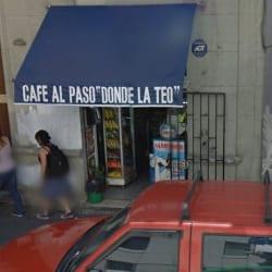Donde La Teo  en Santiago