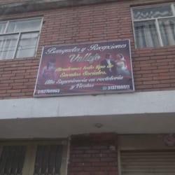 Banquetes y Recepciones Vallejo en Bogotá