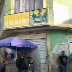 Bar la esquina de los Delfines en Bogotá