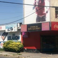 Comercial Don Alfonso en Santiago