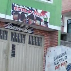 Barbería Estilo Afro  en Bogotá