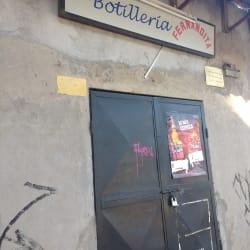 Botilleria Fernandita en Santiago