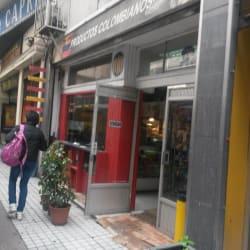 Productos Colombianos en Santiago