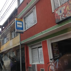 Paradero SITP Barrio Casa Nueva - 280A05 en Bogotá