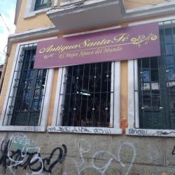 Antigua Santafe El Mejor Ajiaco del Mundo en Bogotá