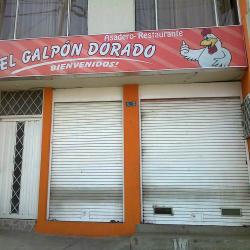 Asadero Restaurante El Galpon Dorado en Bogotá