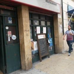 Restaurant El Mismo en Santiago