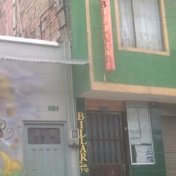 Billares Calle 66 en Bogotá