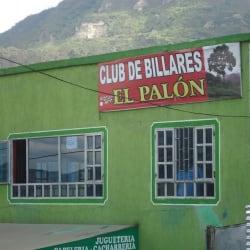 Billares El Palon en Bogotá