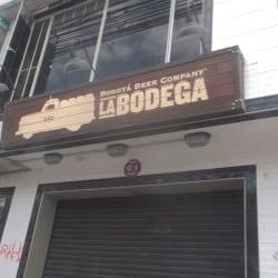 La Bodega Bogotá Beer Company Carera 78C en Bogotá