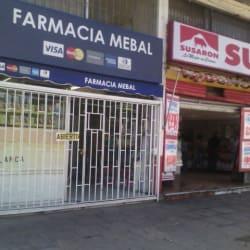 Farmacia Mebal - El Olimpo en Santiago